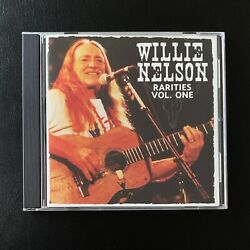 Rarities Vol. 1 Willie Nelson ♫ CD 2010 If I Had Known Night Life SOLO