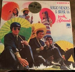 Look Around by Sergio MendesSergio Mendes & Brasil '66 (Vinyl Mar-2015 Music