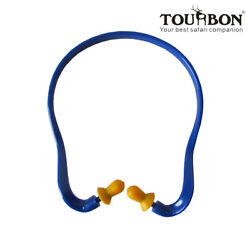 Tourbon Ear Plugs Hearing Protection Noise Reducer Banded Range Shooting Working $5.99