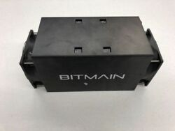 BITMAINTECH ANTMINER S3 WITH POWER SUPPLY BITCOIN MINER INCLUDES POWER CABLES