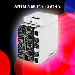 🔥 Antminer T17 38THs - 40THs with PSU 🔥 NEW - NOVEMBER BATCH