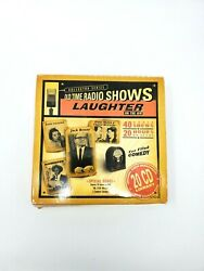 Old Time Radio Shows 20 CD Library-Laughter on Air-Amos 'n AndyBaby SnooksMore