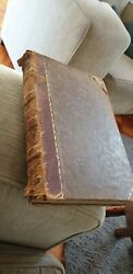FIRST EDITION CHARLES DICKENS HOUSEHOLD WORDS VOLUME XII - 1856