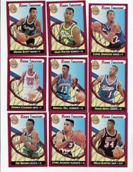 1991-92 FLEER ROOKIE SENSATIONS SET GARY PAYTON SEATTLE SUPERSONICS OREGON