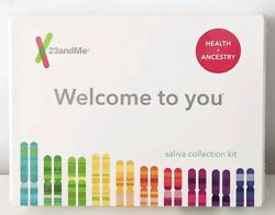 23andMe DNA Test Health + Ancestry Personal Genetic Service Complete Sealed
