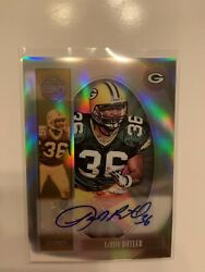 LEROY BUTLER 2019 Panini Legacy PREMIUM  AUTOGRAPH REFRACTOR Green Bay Packers🔥