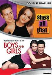 Shes All That Boys And Girls - Double Feature [DVD]