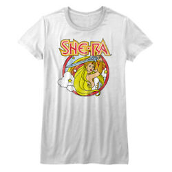 Masters of the Universe She-Ra Women's T Shirt Rainbow Sword Princess Adora