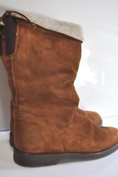Vtg Canada North Womens boots size 9 M made in Canada $32.99