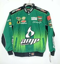 JH Design Dale Jr NASCAR Amp Energy Mens XL Sprint Series NWT