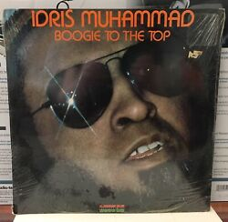Idris Muhammad: Boogie to the Top LP SEALED Kudu