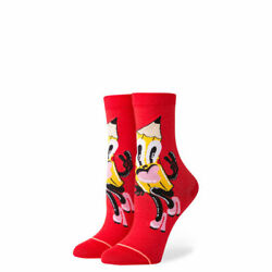 New with tags Kids Stance Socks quot;Pencil Me Inquot; Girls Hattie Stewart YL 2 5.5 $8.99