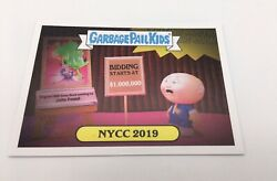 TOPPS ADAM BOMB NY COMIC CON EXCLUSIVE 2019 GARBAGE PAIL KIDS PROMO CARD NYCC $15.00
