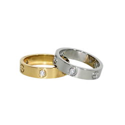 Love Ring High Quality Stainless Steel Unisex - Perfect Gift - FREE BOX+++ $17.50
