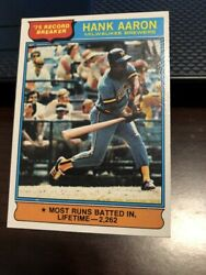 1976 Topps Baseball Complete Set WTraded Eckersley Rookie EXNM Nice Set!