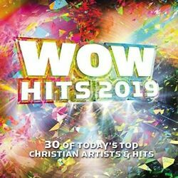 Various CHISTIAN MUSIC Artists CD WOW Hits 2019  Brilliant Cover 30 Top HITS