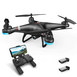 Holy Stone HS110G FPV Drones with 1080P HD Video Camera Quadcopter GPS Follow Me $69.99