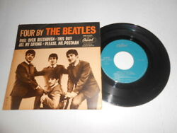 Four By The Beatles 7