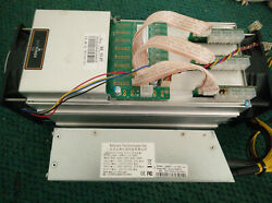 ANTMINER S9 for parts with bitman apw3 ++ power supply