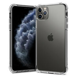 For Apple iPhone 11 11 Pro 11 Pro Max Caseology Solid Flex Crystal Cover $15.99
