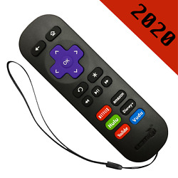 NEW Tech Remote Fit for ROKU 1 2 4 LT HD XD XS Express Premiere Ultra $9.59