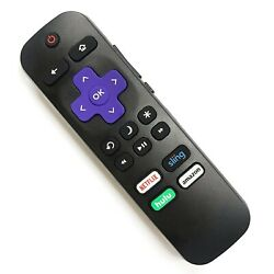 Replaced Remote FIT for Roku TV™ TCL Sanyo Element Haier RCA LG Philips $10.99