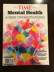 Time Special Edition 2019 Mental Health A New Understanding