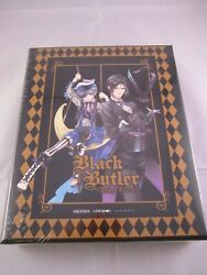 SEALED Black Butler: Book of Circus Blu-ray Funimation US Limited Edition