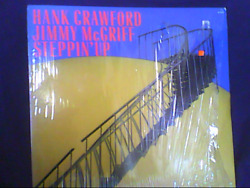 Hank Crawford Jimmy Mcgriff Steppin up LP