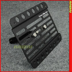 Angle TowHook Mount License Plate Bracket For 3-Series Base G20 19-Up EOS TOW489 $500.00