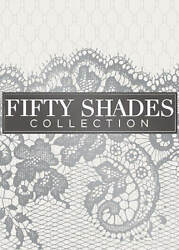 Fifty Shades: 3-Movie Collection (DVD 2018)