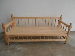 Handmade garden bench with backOutdoor benchGarden bench with back for sofas