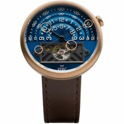 NEW Xeric Halograph II Automatic Bronze Blue Limited Edition OFFICIAL DEALER $450.00