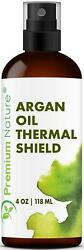 Argan Oil Hair Protector Spray - Thermal Heat Protectant For Styling Treatmen... $20.49