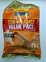 4 HotHands Toe Warmers 7 Pair = 28 total sets Exp 0822 Hot Hands $19.99