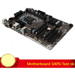 FOR MSI H110 PC MATE Motherboard LGA1151 ATX DDR4 Support 7700K 6700K tested $85.49