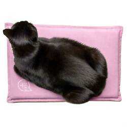 Stylish Comfy Firm Foam Pet Mat Cat Cushion Small Dog Bed Pink Summer Bed AU $12.50
