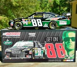 Dale Earnhardt Jr #88 AMP Energy Get on the 88 2009 NASCAR 1:24 DieCast 13386