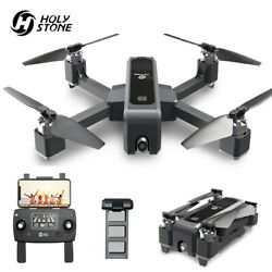 Holy Stone HS550 Brushless GPS RC Drone 2K Camera Wifi FPV Foldable Quadcopter $179.98
