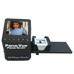 Pana-Vue Pana-Scan Portable Stand-Alone Slide & Film Scanner