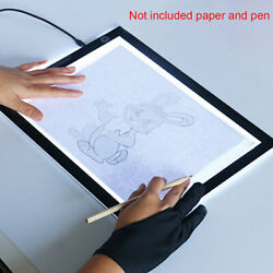 A3 Pad Drawing Board LED Ultra Thin Artists Copy Art Light Box Sketching Tracing