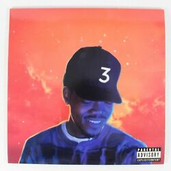 Chance The Rapper - Coloring Book [2LP] Limited Red Vinyl 12