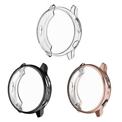 3Pack for Samsung Galaxy Watch Active 2 40mm44mm Case Soft TPU Screen Protector $8.49