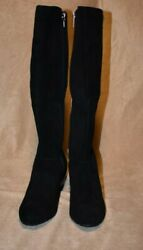Kenneth Cole REACTION Pil-anthropy Tall Shafted to The Knee Boot Equestrian 6