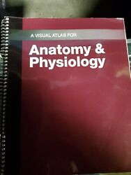A Visual Atlas for Anatomy and Physiology to accompany Seeley Anatomy and... $9.10