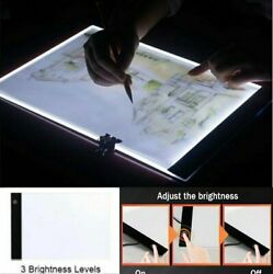 LED Tracing Light Box Board Art Tattoo Drawing Pad Table Diamond Painting tool