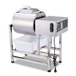 Stainless Steel 20L Meat Salting Machine Meat Poultry Tumbler Machine 220V Ne gc $1279.21