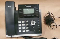 Yealink SIP-T42G Gigabit IP Phone (used in good condition)