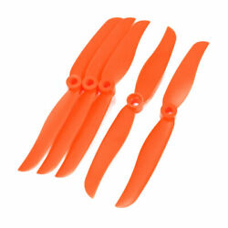 5pcs Electric RC Helicopter Propeller Prop EP 6035 w Adapter Ring $6.07
