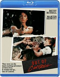 OUT OF CONTROL (1985) Blu-Ray *80's Teen CULT Horror CODE RED Sherilyn Fenn RARE
